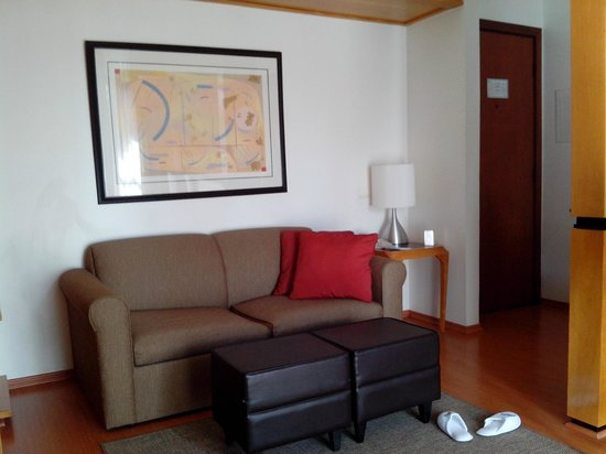 Address Faria Lima by Intercity: Suíte