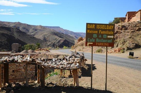 Dar Isselday: entre Marrakech et Ouarzazate