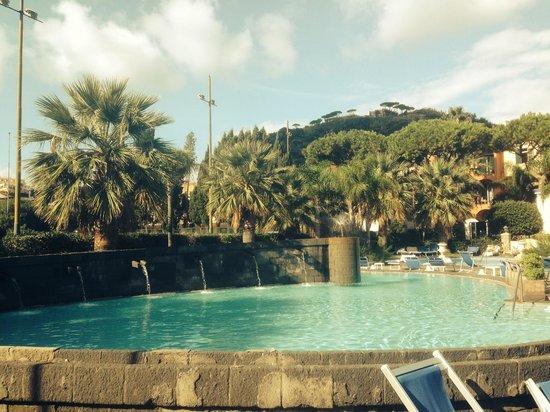 Albergo Terme La Reginella: una delle piscine