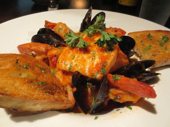 Caffe Tuscany: Seafood