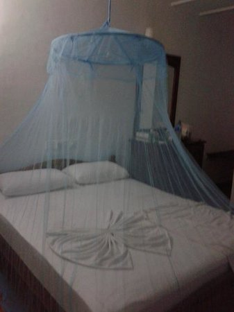 Ocean View Tourist Guest House: Protected from mosquitos