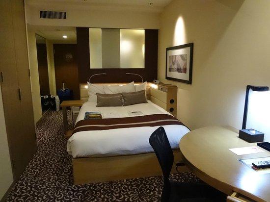 Hotel Ryumeikan Tokyo: Habitación.