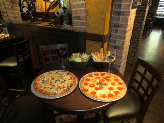 Caffe Tuscany : pizza