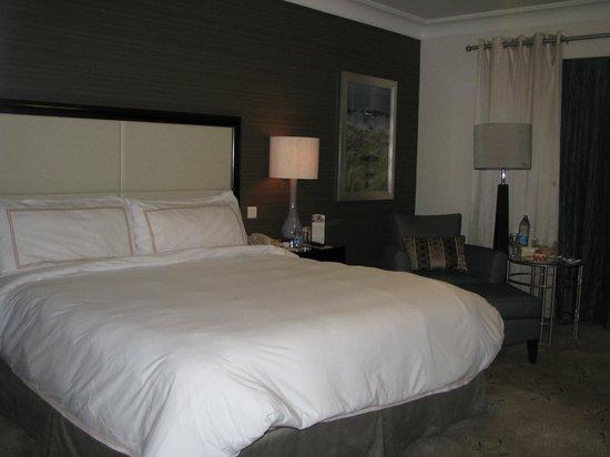 Four Seasons Hotel Amman : Bedroom