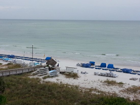 Resort at Longboat Key Club: View from our Room