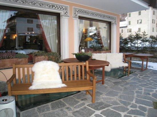 Hotel La Genzianella: Отель