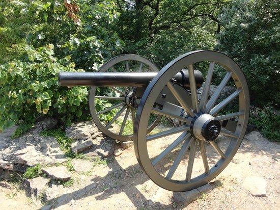 Gettysburg Battlefield Bus Tours: Cannon