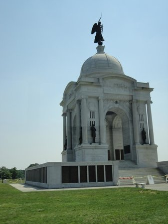 Gettysburg Battlefield Bus Tours: Battlefield