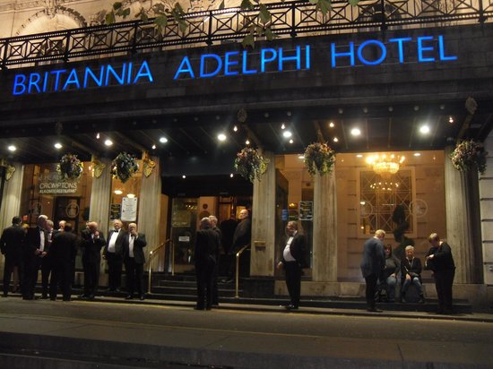 Adelphi Hotel And Spa