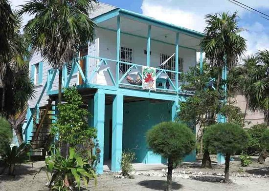 of stock picture res on caribbean colorful island high cottages detail photo caulker photography beach belize sea cay
