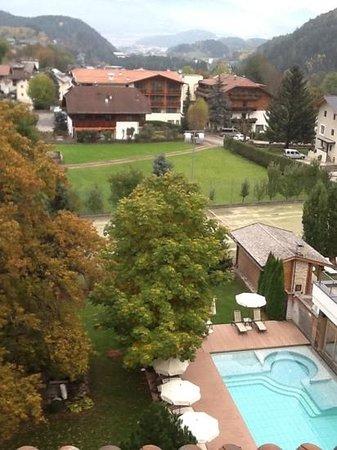 Hotel Langgenhof: piscina esterna riscaldata