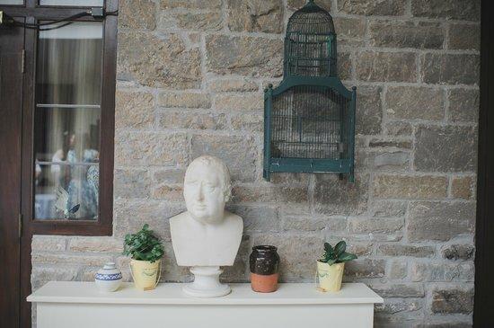 Llangoed Hall: Garden Room
