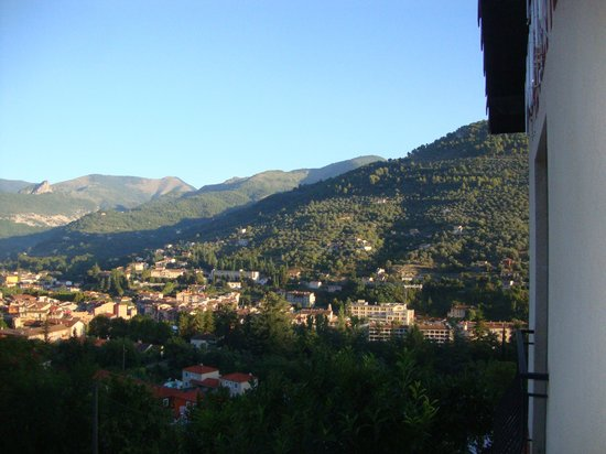 L'Auberge Provencale : View from our room