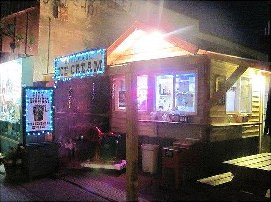 City Creamery at Night