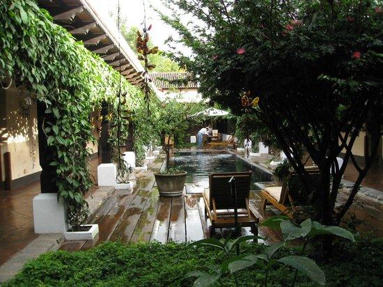 Porta Hotel Antigua: Lap pool