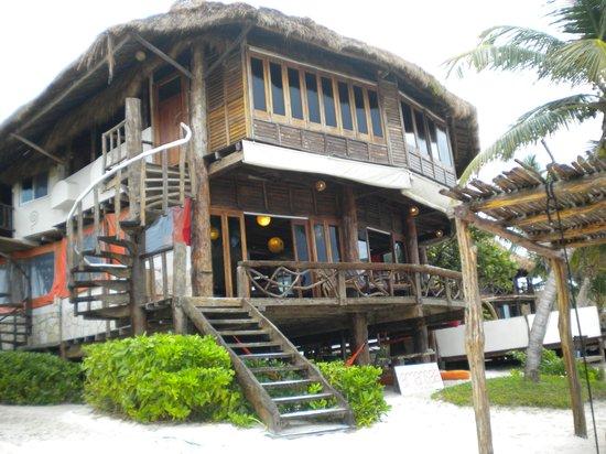 Amansala Eco Chic Resort: Amansala