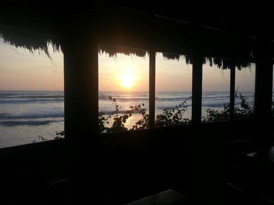Cuna Luna Sea Lodge: unos mates