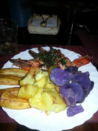 Cuna Luna Sea Lodge: cena
