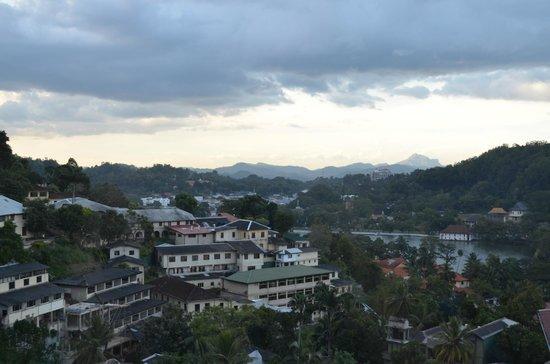 View from McLeod Inn