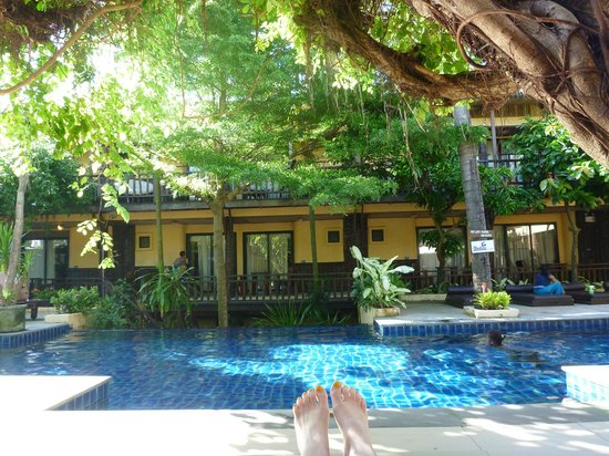 Phra Nang Inn: Pool access room