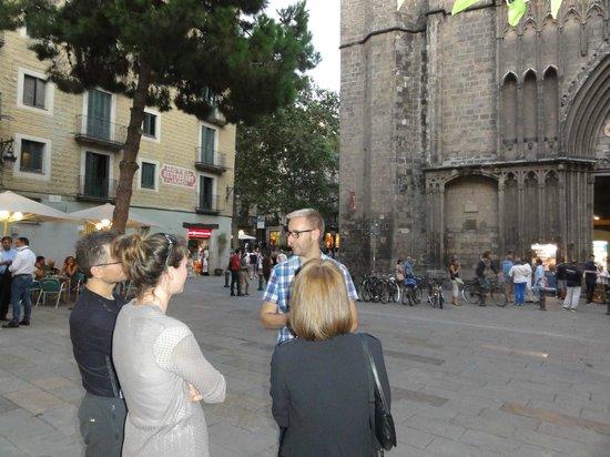 Taste Barcelona  Walking Tours : Our guide Paul