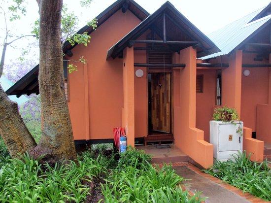 Mantenga Lodge: Ons plekje