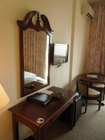 Napoleon Hotel : Zimmer