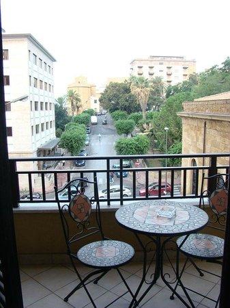 La Dolce Vita - Luxury House: La vista dal terrazzino