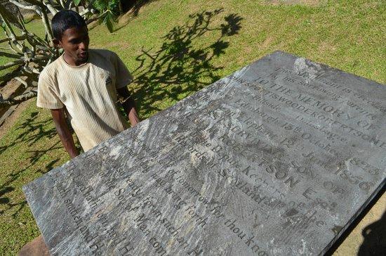 Kandy Garrison Cemetery: British Garrison Cemetary, Kandy