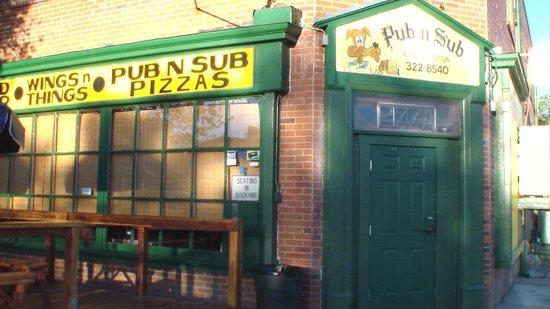 Pub N' Sub