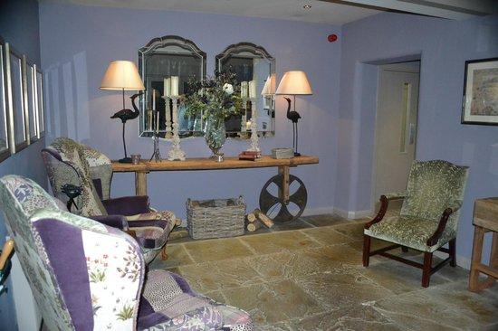 The General Tarleton Inn: reception