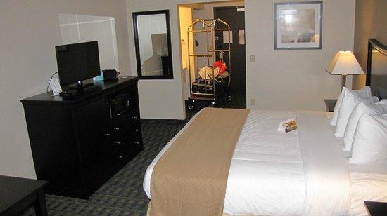 Quality Inn & Suites Pacific - Auburn: room