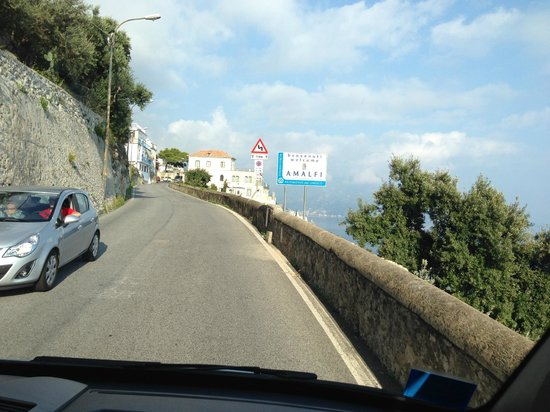 Barbaro Car Service Exclusive Transfers & Tours: On the road