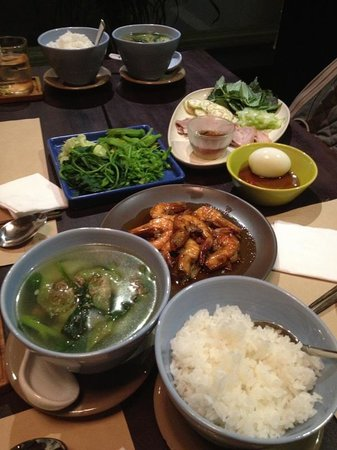Ru Restaurant: authentic Vietnamese delicacy