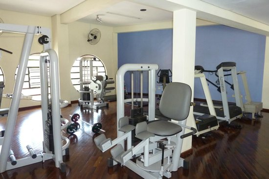 Continental Inn Hotel: Fitness