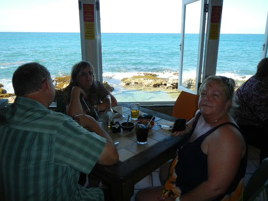 Hacienda Don Jose: The best table in the house.