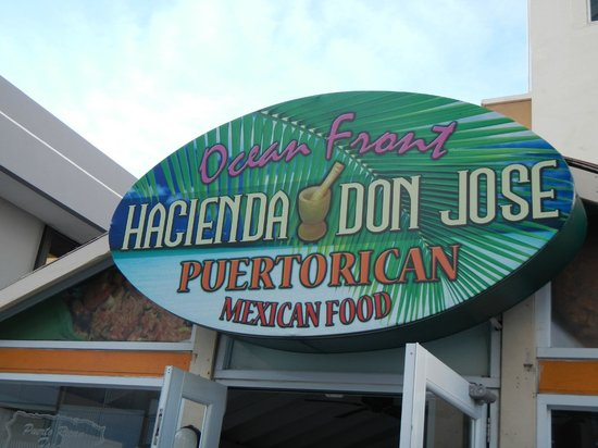 Hacienda Don Jose: Great place. Clean, good food, reasonably priced.