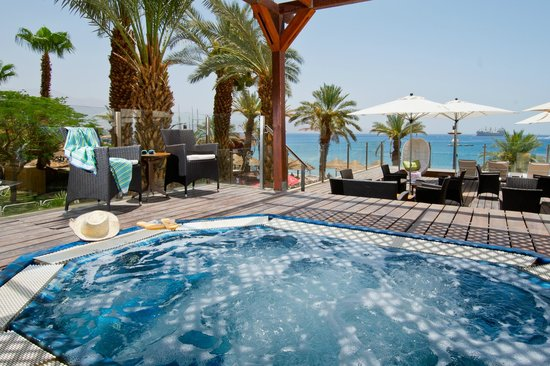 Leonardo Plaza Hotel Eilat: Spa