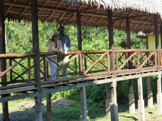 Heliconia Amazon River Lodge: construido por Robinson Crusoe