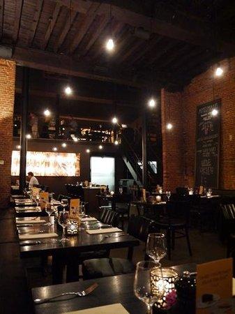 Brasserie Appelmans : Great location