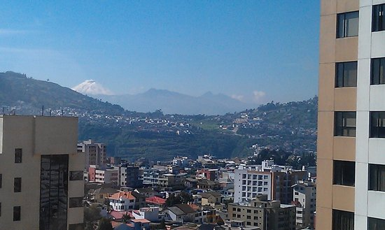 NH Collection Quito Royal: view from the room