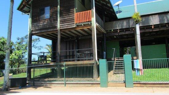 Jackaroo Treehouse Mission Beach: Hostel