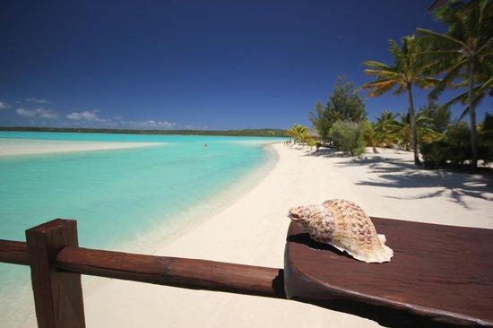 Aitutaki Lagoon Resort & Spa: la laguna
