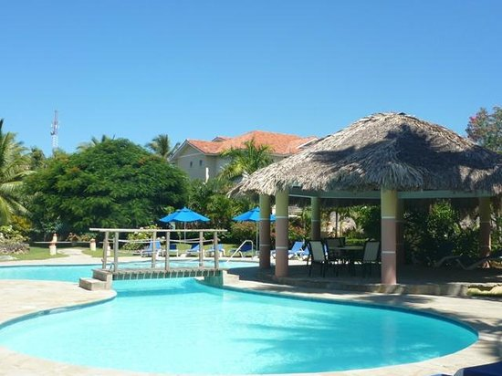 Cabarete Beach: Pool View Ocean Dream