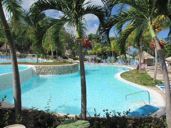 Pool picture of paradisus rio de oro resort spa for Pool spa show winnipeg