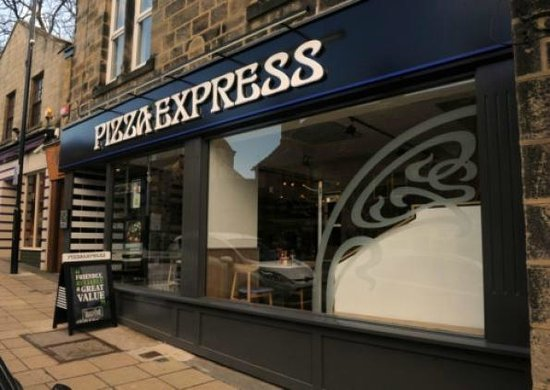 Pizza Express Horsforth Picture Of Pizza Express Leeds