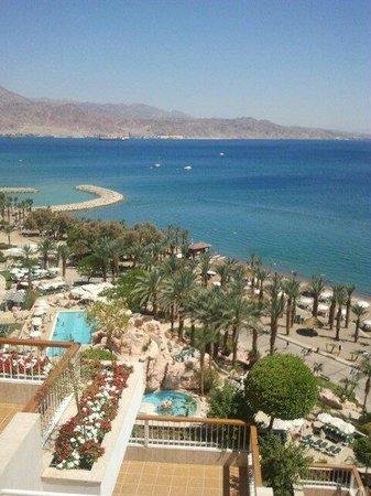 Dan Eilat: Гость