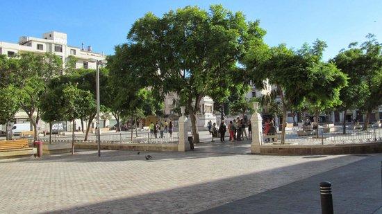 Fundacion Picasso - Museo Natal : Museo Casa Natal Picasso - Plaza de la Merced