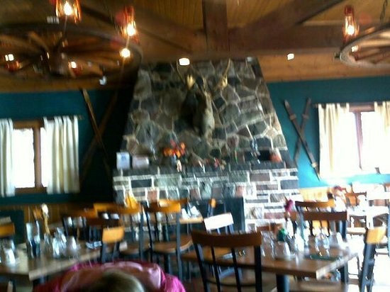 Cascade Lodge Restaurant : dining