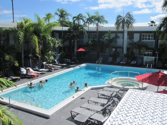 Best Western Hibiscus Motel: Awesome pool!